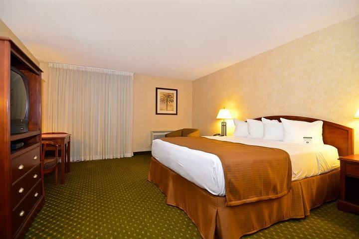 Pet Friendly Best Western Date Tree Hotel