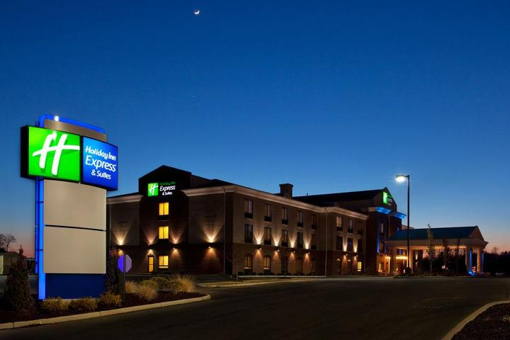 Pet Friendly Holiday Inn Express Hotel & Suites Athens