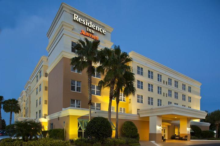 Pet Friendly Residence Inn by Marriott Daytona Beach