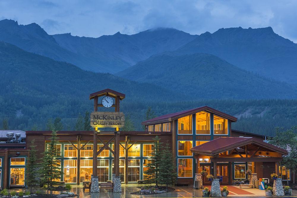 Image Result For Denali National Park Ak Hotels