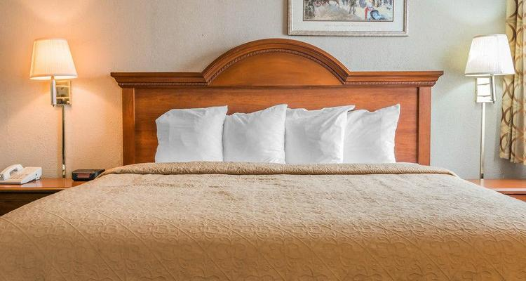 Quality Inn Grand Rapids North Walker Michigan - Family Hotel Review