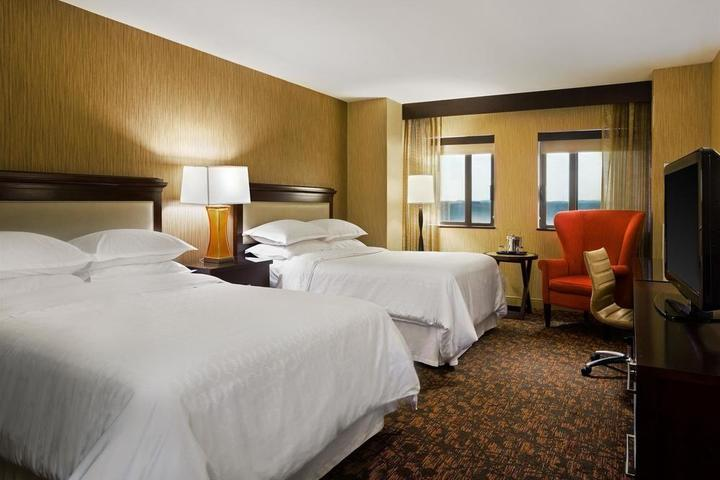 Pet Friendly Sheraton Springfield Monarch Place Hotel