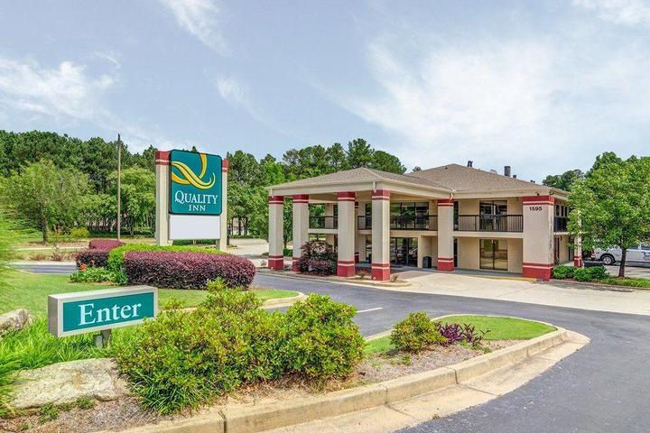 Pet Friendly Quality Inn