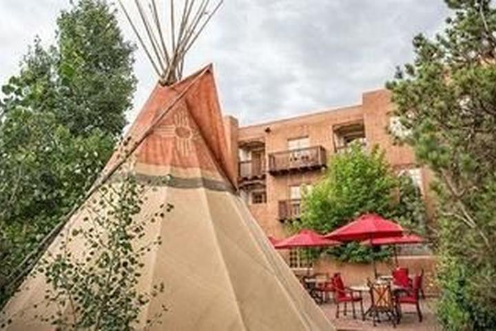 Pet Friendly Hotel Santa Fe & Spa