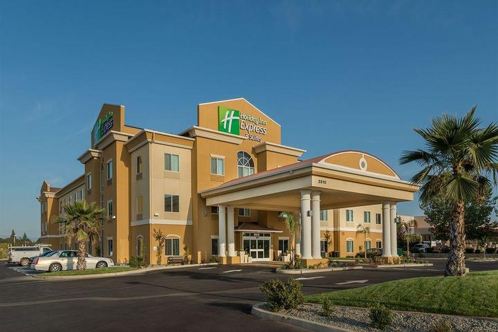 Pet Friendly Holiday Inn Express Hotel & Suites Red Bluff South Redding