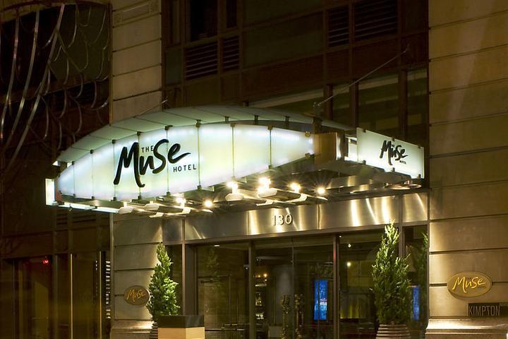 Pet Friendly Kimpton Muse Hotel