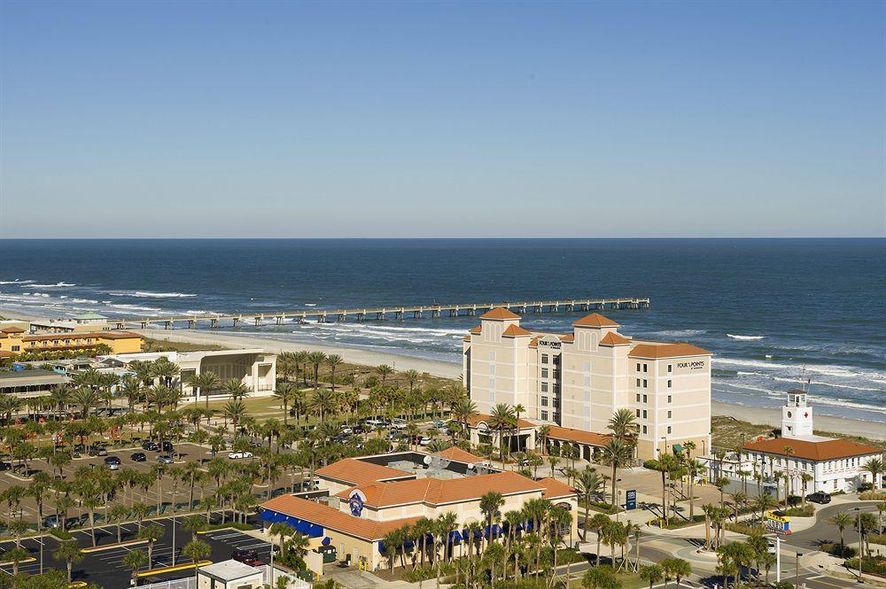 Jacksonville Beach Florida Accommodations