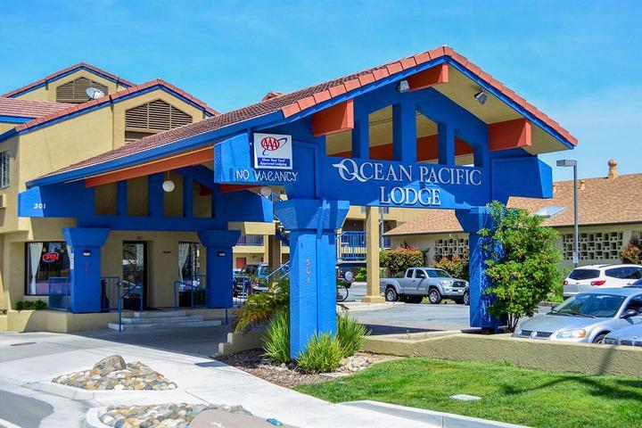 Pet Friendly Ocean Pacific Lodge