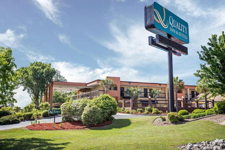 Pet Friendly Quality Inn and Suites Aiken