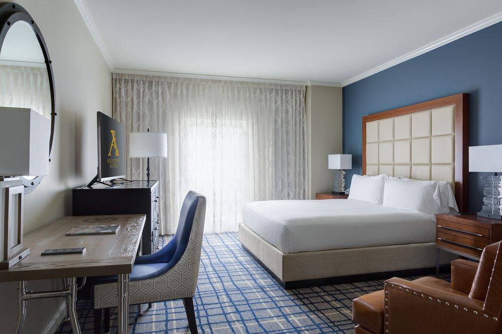Adolphus Hotel Room Service