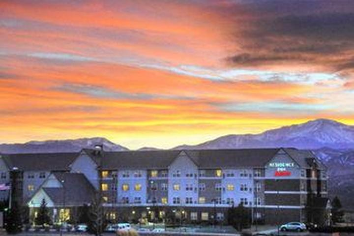 Pet Friendly Residence Inn Colorado Springs North Air Force Academy