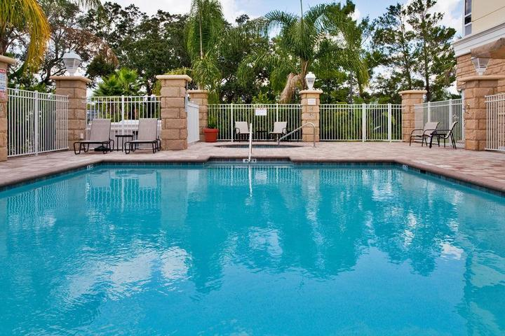 Pet Friendly Holiday Inn Daytona Beach LPGA Blvd