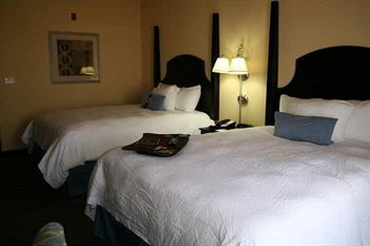 Pet Friendly Hampton Inn and Suites Natchez