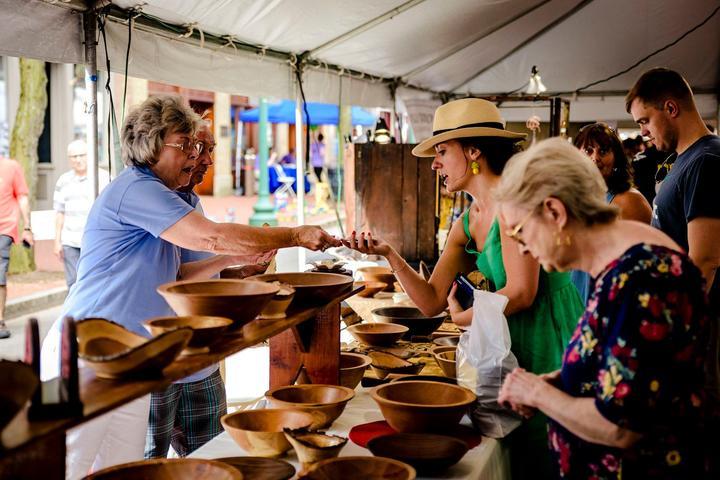 Pet Friendly FestivALL at the Capitol Market: Summer Art Fair