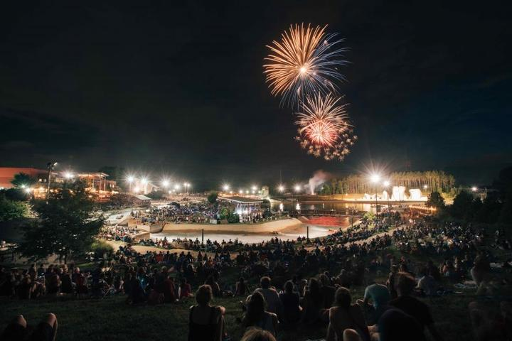 Pet Friendly Fourth of July Celebration at U.S. National Whitewater Center
