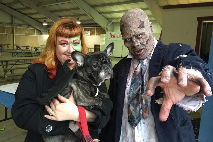 Pet Friendly Annual Dog Walk Of The Dead