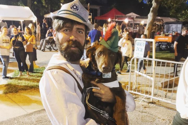 Pet Friendly Annual Puptoberfest at Thieme & Wagner Brewery