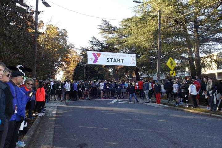 Pet Friendly The Hickory Foundation YMCA Annual Turkey Trot