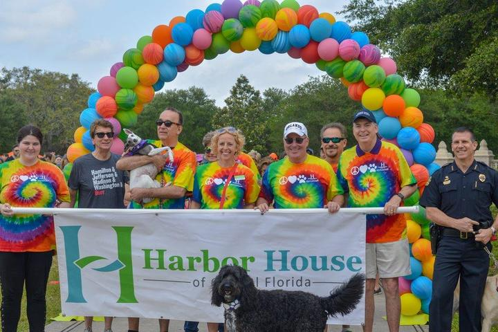 Pet Friendly Annual Paws for Peace Walk