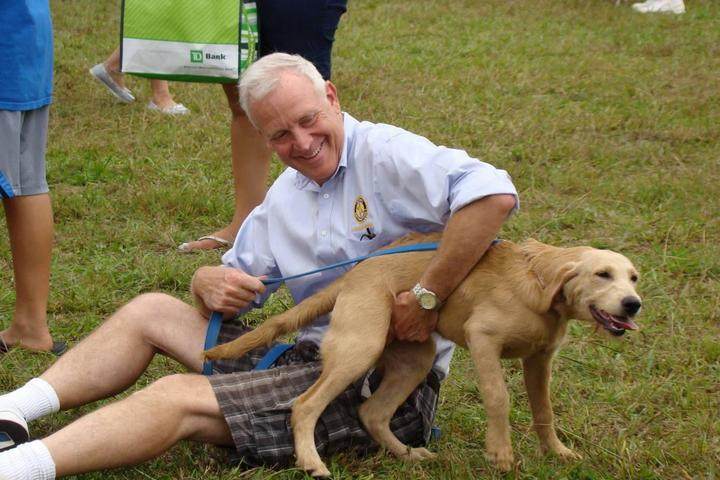 Pet Friendly Forked River Rotary Doggie Derby