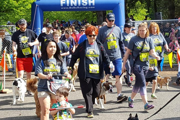 Pet Friendly Auburn's Petaplooza and Dog Trot 3K/5K Fun Run