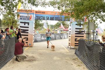 Pet Friendly Coastal 5K & Doggie Dash