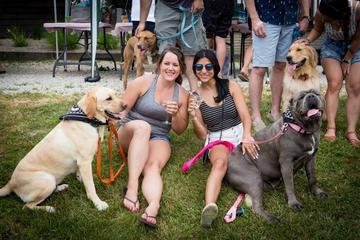 Pet Friendly Woof, Wag & Wine
