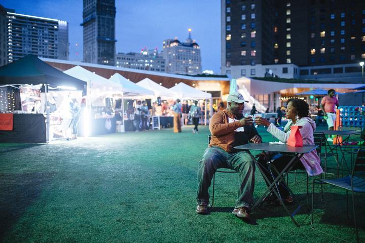 Pet Friendly Night Market at Beacon Park