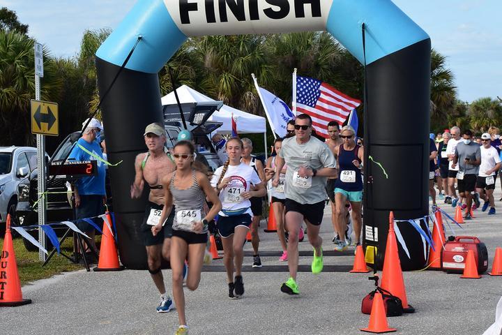 Pet Friendly William R Gaines Jr Freedom Run 5K