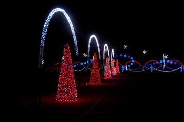 Butler Fair Christmas Lights 2021 Shadrack S Christmas Wonderland At Big Butler Fairgrounds