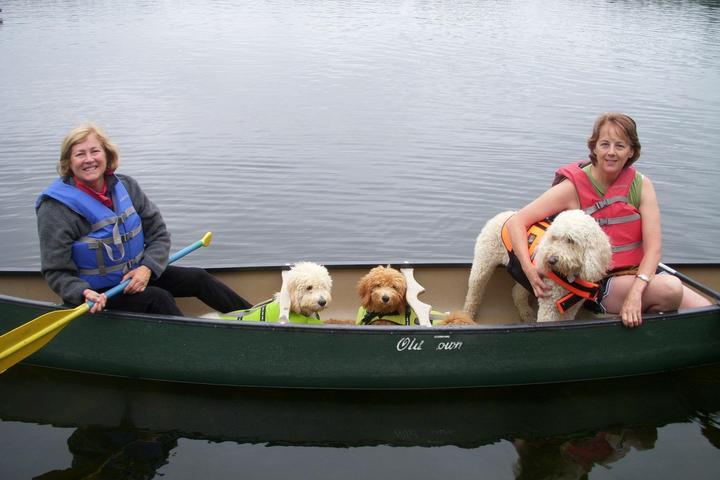 Pet Friendly Camp Unleashed - Camp Blue Ridge