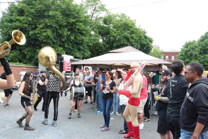 Pet Friendly Trenton Pork Roll Festival