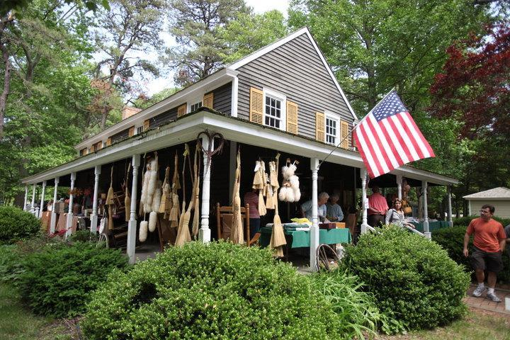 Pet Friendly Down on the Farm Weekend at Historic Cold Spring Village