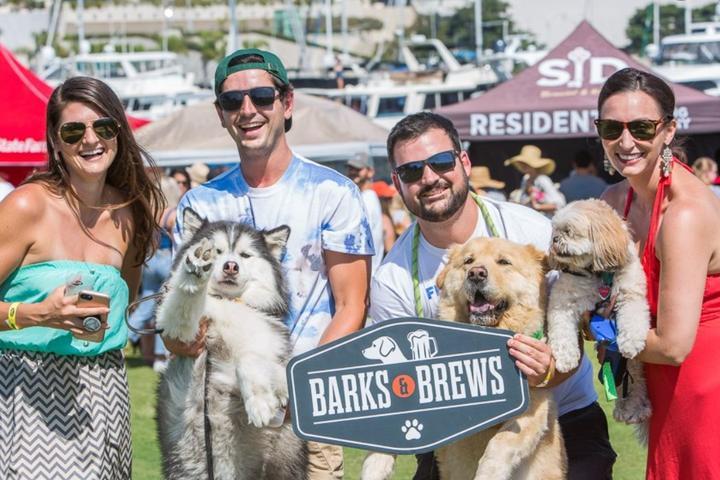 Pet Friendly Barks & Brews Beer Fest - Gone Country
