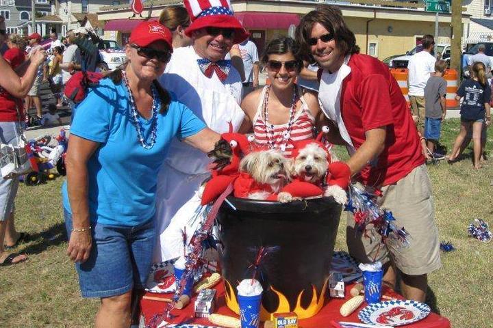 Pet Friendly Patriotic Pooch Parade