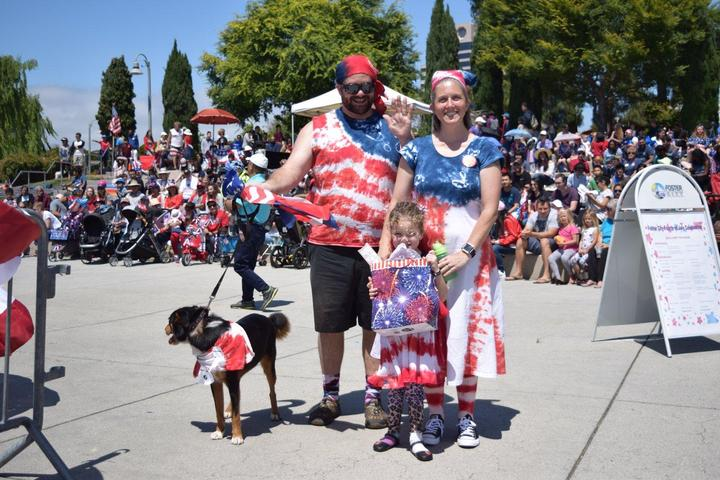 Pet Friendly 4th of July Family & Dog Parade