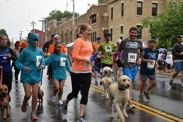 Pet Friendly Annual Paws and Claws 5K