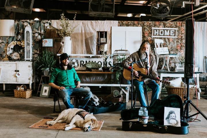 Pet Friendly Vintage Market Days® of NW Arkansas