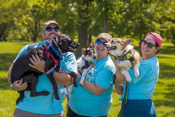 Pet Friendly PAWS Chicago's PAWS Chicago 5K Walk/Run