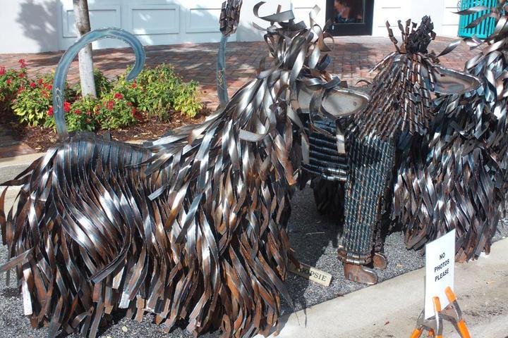 Pet Friendly Annual Art & Craft Festival at La Plaza Grande