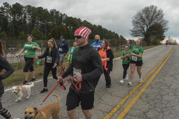 Pet Friendly Chase the Rainbow 5k
