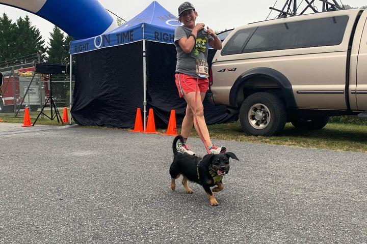 Pet Friendly Oktoberfest Half Marathon & 5k at Oskar Blues Brewery