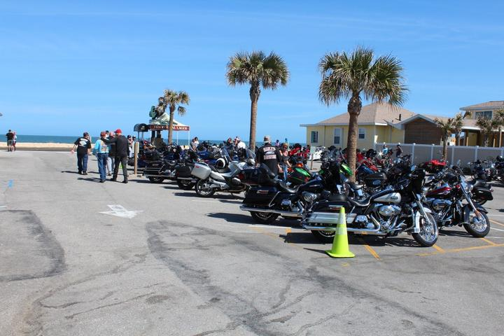 Pet Friendly Ruff Ride Poker Run Bikeweek