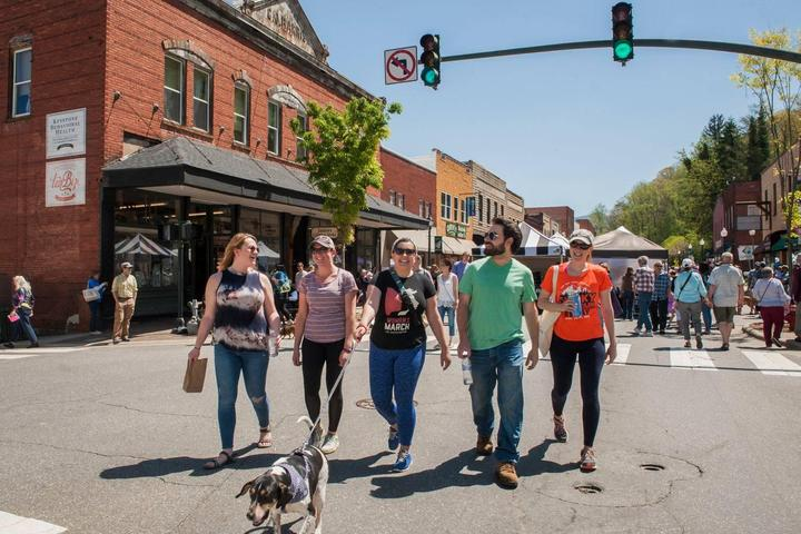 Pet Friendly Greening Up the Mountains Festival