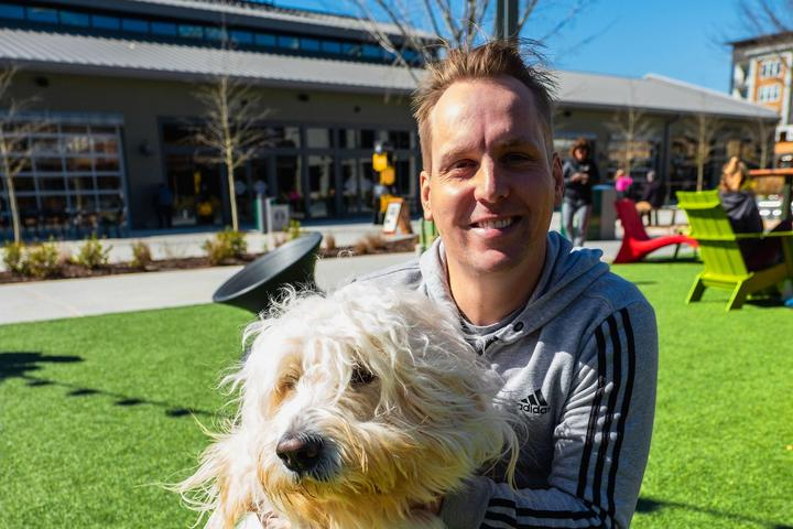 Pet Friendly Groovin' on the Green at Halcyon