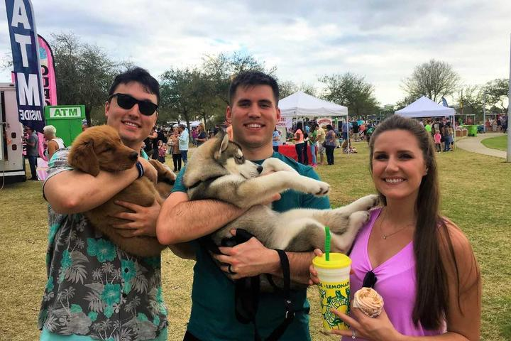 Pet Friendly Portsmouth Food Truck & Craft Beer Festival
