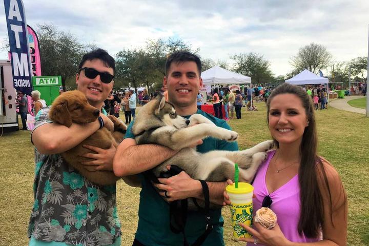 Pet Friendly Panama City Beach Food Truck & Craft Beer Festival