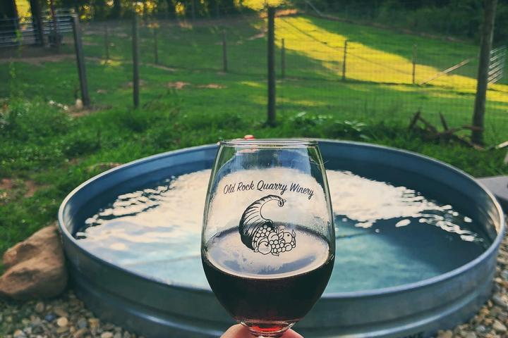 Pet Friendly Mother's Day Event at Old Rock Quarry Winery