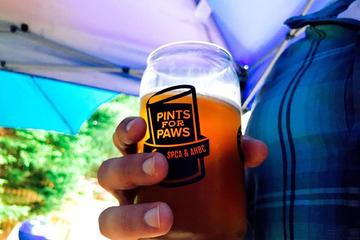 Pet Friendly Pints for Paws Homebrewing and Craft Beer Festival