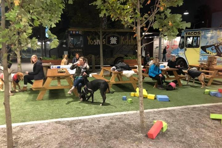Pet Friendly Yappy Hour at Starland Yard